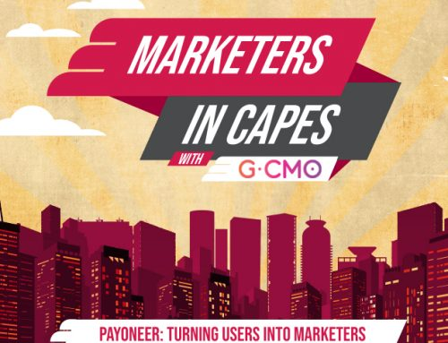 Turning Your Users Into Marketers with Jonny Steel, VP Global Marketing @ Payoneer