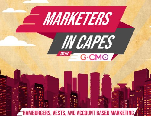 Hamburgers, Vests, and Account Based Marketing with Amit Bivas, Optimove