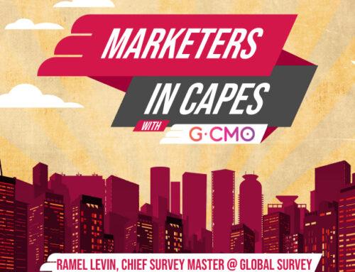 The All-Powerful B2B Survey with Ramel Levin, Global Surveyz